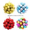 Variedade de Natal da decoração da esfera da cor