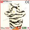 Marionnette de main animale bourrée de peluche de jouet de tigre pour des gosses/enfants