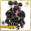 新しいペルーの緩い波のよこ糸の100%年のバージンのRemyの人間の毛髪の拡張(TFH-NL0075)
