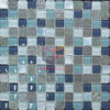 수지 Mix Blue Crystal와 Aluminium Mosaic (CS156)
