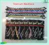 Ожерелье спорта Titanium (XXT10113-4)