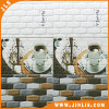 azulejo de suelo de cerámica de la pared del cuarto de baño del diseño de la taza de café de la red de los 3045cm
