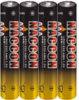 AAAのアルカリ電池(LR03P-BP4 AM4)
