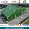 Barraca militar do exército da alta qualidade com tampa verde do telhado