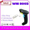 2.4G Wni-3002のプログラム可能な無線手持ち型のバーコード走査器によってカスタマイズされる携帯用3Dイメージ投射タブレットのPC