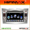 Subaruの奥地に/遺産(HM-8707G)のためのHifimax車DVD GPSの運行