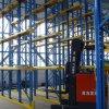 Cremalheira do armazém de armazenamento frio com capacidade de carga 2000kg por o nível