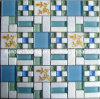 ガラスMosaic BathroomおよびKitchen Tile (HGM296)