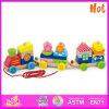 2014 het Nieuwe Stuk speelgoed van de Trein, het Populaire Houten Stuk speelgoed van de Trein, het Hete Stuk speelgoed W05b060 van de Trein van de Verkoop Houten