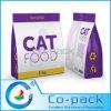 La bolsa de plástico de la Bolso-en-Caja para el empaquetado de la comida para gatos