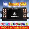Phonebook Suzuki Sx4 стерео DVD GPS Sat Nav Bluetooth