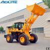 Maquinaria de construção do equipamento de construção carregador da roda de 3 toneladas com ventilador de neve