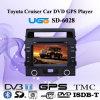 Jugador del coche DVD GPS de HUGO para el crucero especial de Toyota (SD-6028)
