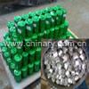 Ridurre in pani unente in lega di alluminio