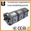 Pompe à engrenages rotatoire tandem hydraulique à haute pression pour la machine d'agriculture
