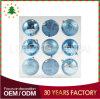 Nuove sfere di Buon Natale delle decorazioni dell'albero di buona qualità di disegno di plastica