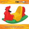 Ruiter van de Schok van de Stijl van de Kip van het Stuk speelgoed van jonge geitjes de Plastic (PT-044)