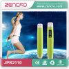 Caloría de la exhibición de Bluetooth 4.0 OLED que cuenta la cuerda que salta de la cuerda de salto de la aptitud del deporte