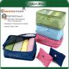 Sac adapté aux besoins du client de tissu d'emballage de bagage de voyage de polyester