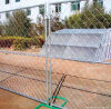 Australia/New Zealand Standard As4687-2007 Used Galvanized Removable Temporary Mobile Fence