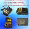 Nieuwste Nieuw voor Lader van de Batterij Xr van Dewalt Dcb105 de Li-Ionen voor Dcb121, Dcb140, Dcb141, Dcb180, Dcb181
