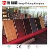 Suelo de bambú manchado T&G