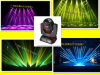 5r 200W Indoor Beam Moving Head LED Stage Lights Support Original-Slave/Selbst-Mode Control