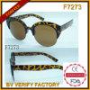 Stile Sunglass di Clubmaster degli occhiali da sole polarizzato modo F7273