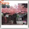 Árvore Artificial da Flor de Cereja da Grande Fibra de Vidro ao Ar Livre da Decoração