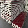 Панель сандвича металла PIR панели сандвича PU строительного материала