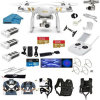Dji Phantom 3 4k Quadcopter Drone mit Manufacturer Accessories