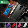Caja del teléfono móvil del cuero de la carpeta del tirón para la cubierta de libro de cuero del LG G4