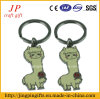 Tipo do metal da liga do zinco e tipo animal Keychain de Keychain do Anime