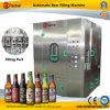 Piccolo tipo rotativo automatico macchina di rifornimento della birra