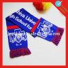 ドイツ国旗のフットボールポリエステルスカーフ