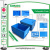 Caixa industrial do recipiente Stackable do armazenamento