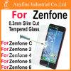 Protector de la pantalla del vidrio Tempered para el móvil de Asus Zenfone