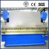 Máquina plegadora hidráulica, caja de Bender, WC67Y-200t 3200