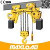 Élévateur à chaînes électrique de 10 tonnes avec le type d'Inférieur-Espace libre (HHBB10-04SL)