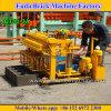 Piccola macchina mobile idraulica semi automatica del mattone di Qt40-3A