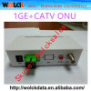 CATV RF Outputの2016新しいFTTH Optic Network Unit 1ge ONU