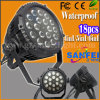 18X10W RGBW 4/5/6in1 IP65 Outdoor Waterproof Wash Light