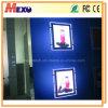 Elektronische Miniultra dünne transparente LED-Innenbildschirmanzeige
