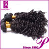 Индийские волосы оплетки Remy, естественные волосы соткут для чернокожих женщин