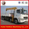 Euor3 Camcのクレーン油圧25トンのトラック