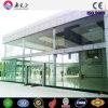 Garage dell'automobile della struttura d'acciaio con la parete divisoria di vetro (SSW-454)