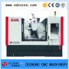 CNC 수직 기계로 가공 센터 작은 공작 기계
