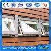 Hight Qualitätsdoppelt-Glas Oberseite-Hing Aluminiumfenster