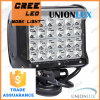 IP 67 Waterproof 72W 5760lm Four Row CREE LED Light Bar