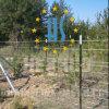 Загородка утюга фермы низкой цены Hot-DIP гальванизированная 6FT высокая